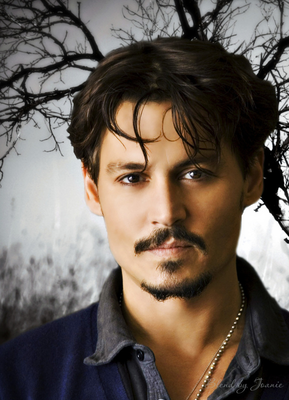 Johnny Depp as himself